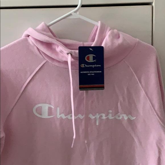 Champion scoopneck hoodie